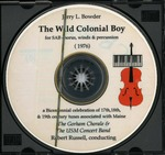 The Wild Colonial Boy by Jerry L. Bowder PhD