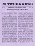 Network News, Vol.2, No. 2 (Summer 1999) by Naomi Falcone and Maine Rural Network