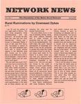 Network News, Vol.3, No. 1 (Spring 2000)