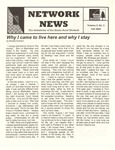 Network News, Vol.3, No. 3 (Fall 2000)