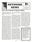 Network News, Vol.4, No. 2 (Summer 2001)