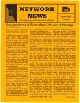 Network News, Vol.4, No. 3 (Fall 2001)