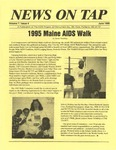 News on Tap, Vol.7, No.4 (June 1995) by Eve Cimmel and The AIDS Project