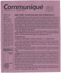 Northern Lambda Nord Communique, Vol.12, No.4 (April 1991)