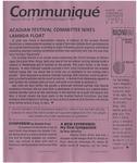 Northern Lambda Nord Communique, Vol.12, No.6 (July/August 1991)