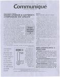 Northern Lambda Nord Communique, Vol.13, No.1 (January 1992)