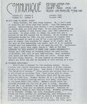 Northern Lambda Nord Communique, Vol.4, No.8 (October 1983)