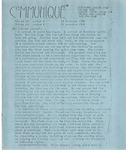 Northern Lambda Nord Communique, Vol.4, No.9 (November 1983)