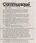 Northern Lambda Nord Communique, Vol.5, No.10 (December 1984)