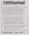 Northern Lambda Nord Communique, Vol.8, No.1 (January 1987)