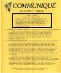 Northern Lambda Nord Communique, Vol.8, No.9 (November 1987)
