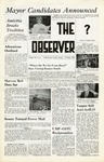 The Observer Vol. 7, Issue No. 2, 11/1964 by Gorham State Teachers College