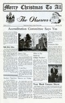 The Observer Vol. 6, Issue No. 3, 12-1963