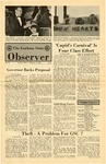 The Observer Vol. 9, Issue No. 8, 02-14-1967