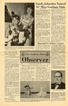 The Observer Vol. 9, Issue No. 12, 04-20-1967