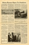 The Observer Vol. 9, Issue No. 4, 11/21/1966 by Gorham State College