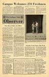 The Observer Vol. 10, Issue No. 1, 09-11-1967