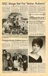 The Observer Vol. 10, Issue No. 11, 03-11-1968