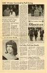 The Observer Vol. 10, Issue No. 10, 02-26-1968