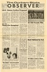 The Observer Vol. 11, Issue No. 7, 11/25/1968