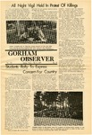 The Observer Vol. 12, Issue No. 19, 05-08-1970