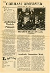 The Observer Vol. 13, Issue No. 4, 10-05-1970