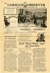 The Observer Vol. 13, Issue No. 9, 11-09-1970