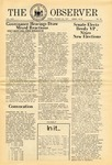 The Observer, 02/22/1971 by Gorham State Teachers College