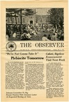 The Observer Vol. 13, Issue No. 29, 05/11/1971 by University of Maine Portland-Gorham