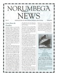 Norumbega News, No.16 (Spring 2012) by Osher Library Associates