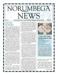 Norumbega News, No.15 (Fall 2010) by Osher Library Associates