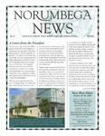 Norumbega News, No.13 (Fall 2009)