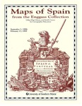 Maps of Spain from the Enggass Collection