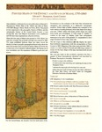 Printed Maps of the District and State of Maine, 1793-1860
