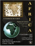 Africa: A Continent Revealed (Exhibit Pamphlet) by Osher Map Library and Smith Center for Cartographic Education