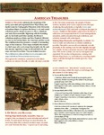 American Treasures (Exhibit Guide) by Osher Map Library and Smith Center for Cartographic Education