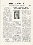 The Oracle 12/22/1933