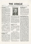 The Oracle 11/08/1938 by Gorham Normal School