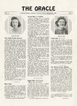 The Oracle 03/31/1939 by Gorham Normal School