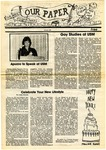 Our Paper 01/1984