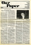 Our Paper 10/1984