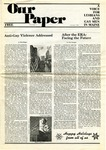 Our Paper 12/1984