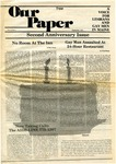 Our Paper 09/1985