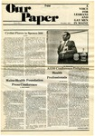 Our Paper 12/1985