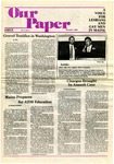 Our Paper 12/1986