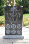 Paris, Maine: Veteran's Memorial