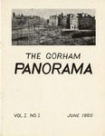 The Gorham Panorama by Gorham State Teachers College