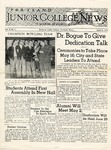 Portland Junior College News, 04/22/1948 by Portland Junior College