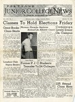 Portland Junior College News, 10/26/1950 by Portland Junior College