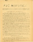 Portland Junior College Newsance, 02/19/1954